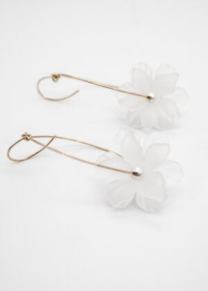 Ethereal Hoop Earrings by Victoria Louise