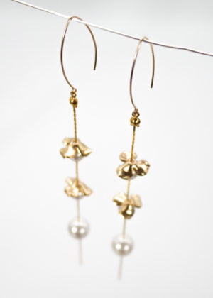 Serenity Earrings by Victoria Louise