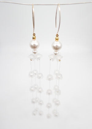 Cascade Earrings by Victoria Louise