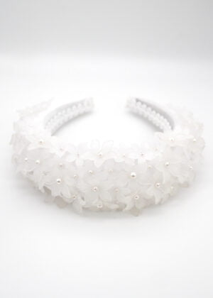 'Ethereal' Couture Padded Headband