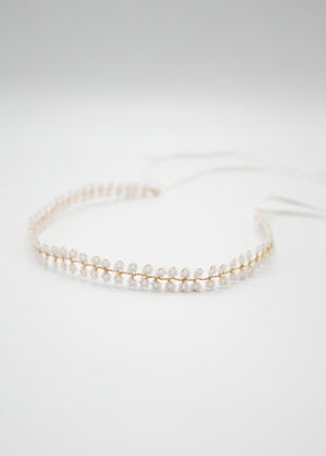 Dainty Headpiece by Victoria Louise