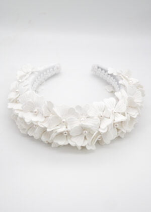 'LOU LOU' Padded Headband by Victoria Louise