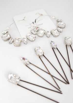 Bling Hairpins by Victoria Louise